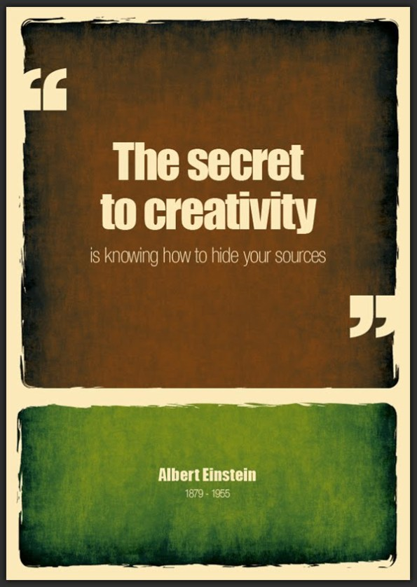 SecretToCreativity